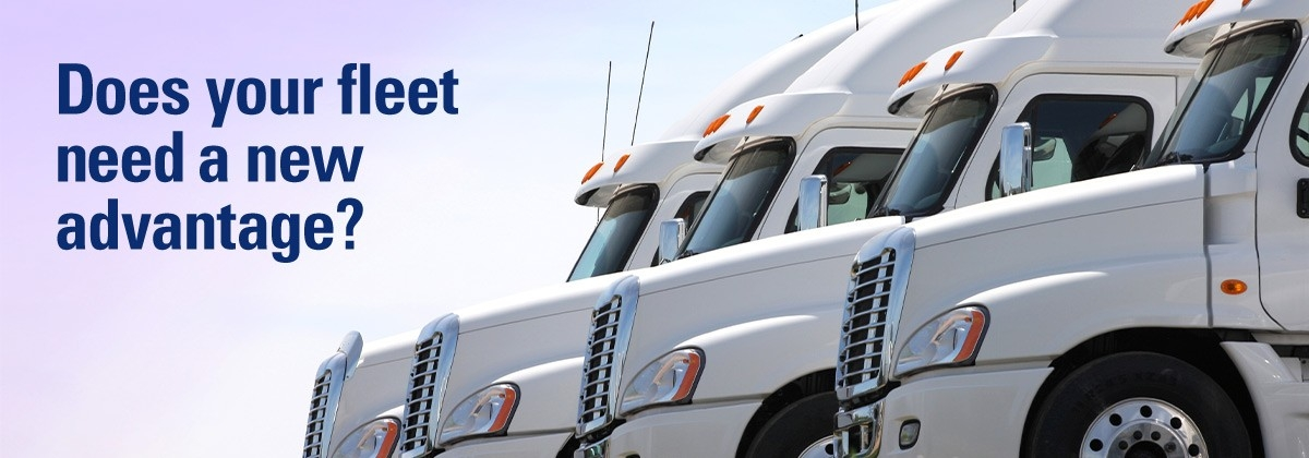 Does your fleet need a new advantage