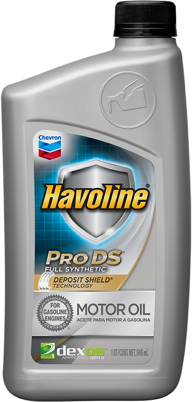 Havoline ProDS Full Synthetic Motor Oil