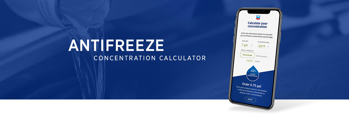 Freezepoint Calculator