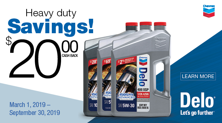 Delo Heavy Duty Engine Oils, Coolants, Lubes & Greases