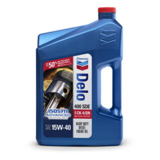 Heavy Duty Engine Oils: On Highway | Chevron Lubricants (US)