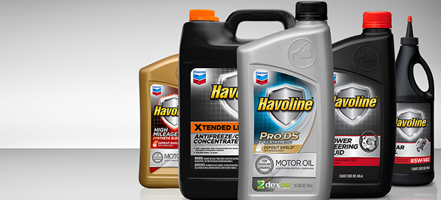 Havoline family of products