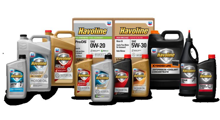 Motor Oil & Synthetic Motor Oil for Cars | Chevron