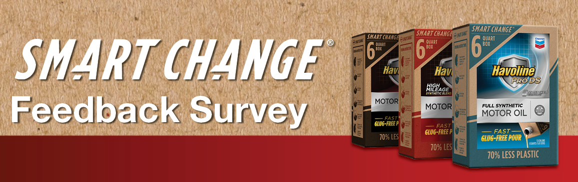 Havoline SmartChange Feedback
