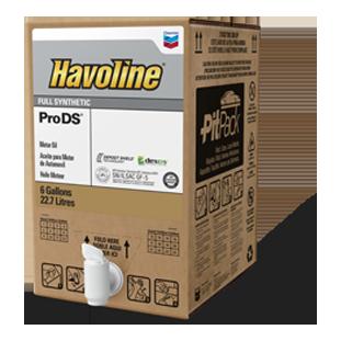 Havoline ProDS Full Synthetic Motor Oil   Chevron Lubricants