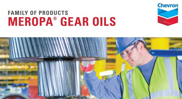 Meropa family of products brochure