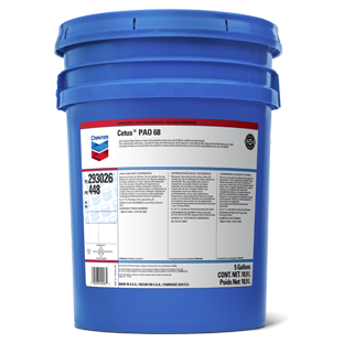 Cetus PAO Compressor Oil | Chevron Lubricants (US)