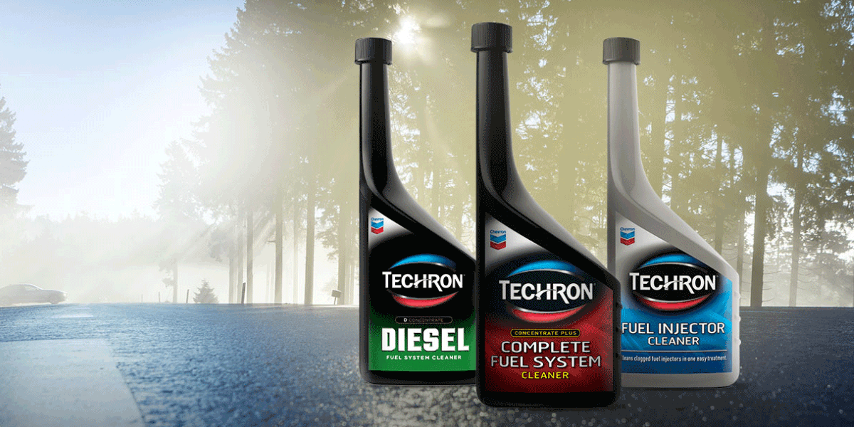 Techron products