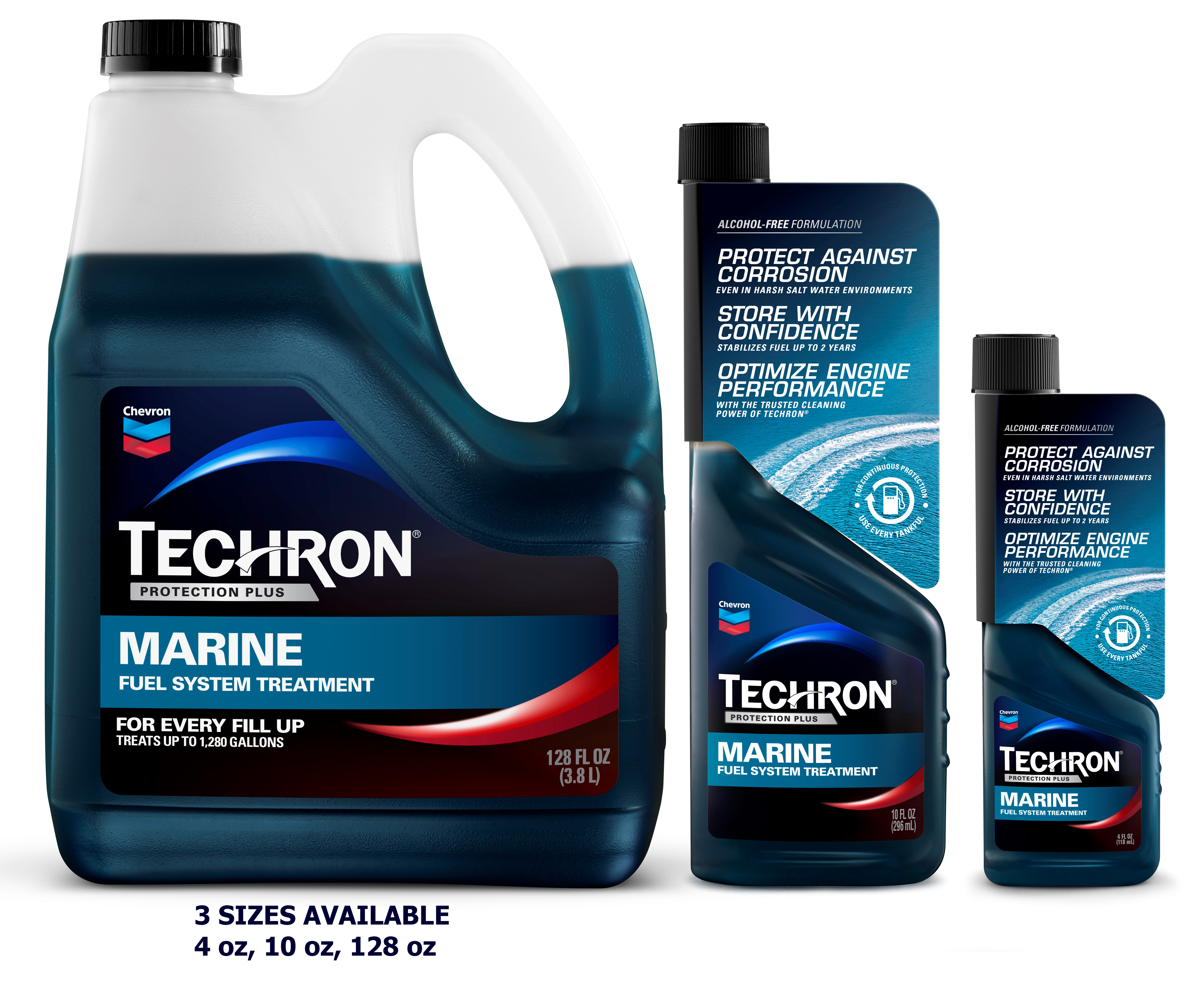 Techron Protection Plus Marine Fuel System Treatment